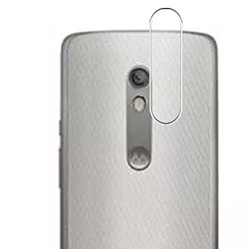 Vaxson 2 Stück Schutzfolie, kompatibel mit Motorola Droid Turbo 2 Moto Kamera TPU Folie Rückseitige Kameraobjektiv [nicht Panzerglas Bildschirmschutzfolie Hülle Hülle ]