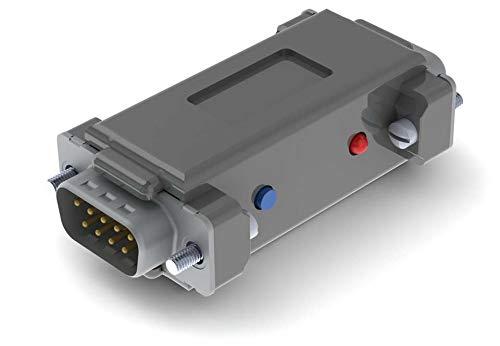 AirDrive RS-232 Recorder TS - Kompakter RS232-Logger und serieller Logger mit 4 GB Flash-Laufwerk und Zeitstempel