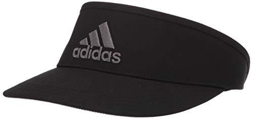 adidas Golf High Crown Visor, Black, One Size