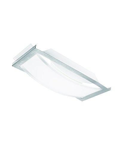 Preisvergleich Produktbild LEDVANCE LED Wand- und Deckenleuchte,  Leuchte für Innenanwendungen,  Warmweiß,  265, 0 mm x 117, 0 mm x 58, 0 mm,  Lunive Arc