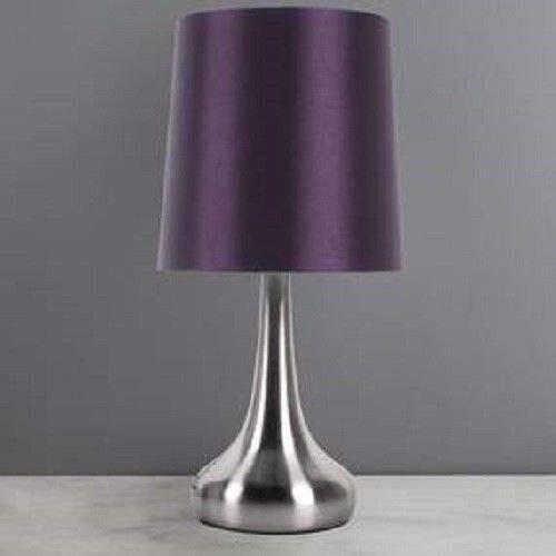 HHJJ Lámparas de Mesa Lámpara táctil (Blackcurrant (púrpura)) Lámpara-16181P7O4C