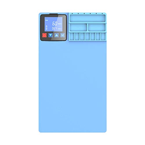 CPB Heating Pad Compatible with iPad Mini Phone Smartphone LCD Screen Separator Machine Repair Tools Heat Plate