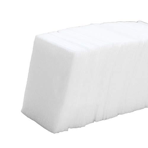 Lurrose - Juego de 1000 toallitas limpiadoras para el rostro y la...