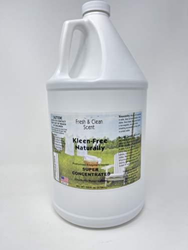 1 Gallon Concentrated, Kleen Free Naturally, Natural, Non-Toxic,...