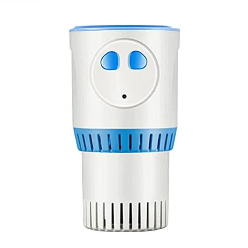 LUKUCEA 12V Taza Calefacción del Coche 2 en 1 Taza de Enfriamiento Rápido Refrigeración de Doble Propósito Tazas Aisladas para Automóvil Oficina Hogar