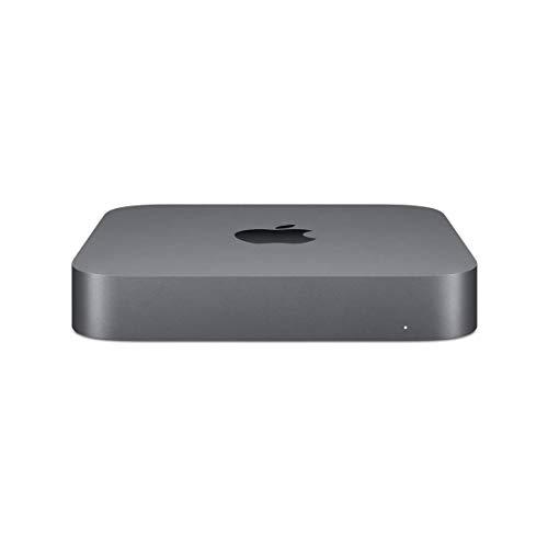 Apple Mac Mini Desktop Computer, 3.2GHz 6-Core Intel Core i7, 8GB Memory, 256GB SSD, Gigabit Ethernet (Late 2018 with a 2020 SSD Upgrade) Z0ZR0002T