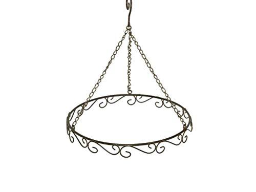 LB H&F Deckenhänger Deckenring Deckenkranz Hängekranz Hängering zum Hängen (Ring)