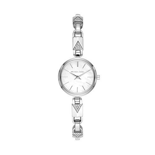 Michael Kors Women's Analog Quartz Watch with Stainless Steel Strap MK4438