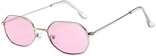 SFHTFTRGJRYJ Frauen Männer Vintage Retro Brille Unisex Mode Living Kleine Sonnenbrille Sonnenbrillen 3553 Kleine Box Sonnenbrille (Color : J, Size : Size)