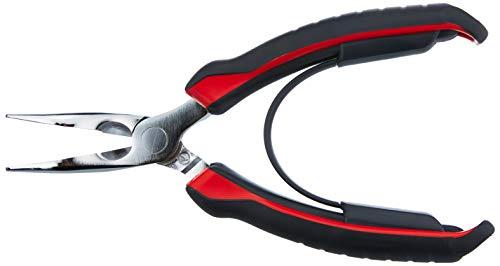 Facom 195a.16cpe Halbmeißel Auslauf kurz Zange, rot/schwarz, 160mm