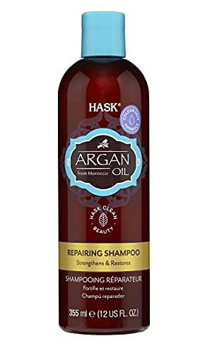 HASK Shampoo Argan Oil, Für alle Haartypen, 355 ml