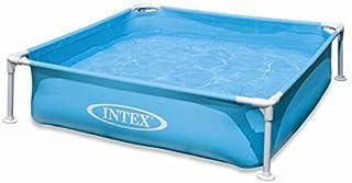 Intex Mini Frame Pools 122x122x30, Color- Blue