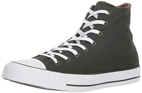 Converse Unisex Chuck Taylor As Specialty Hi Lace-Up, Grün - Utility Green/Teak/White - Größe: 3.5 M US