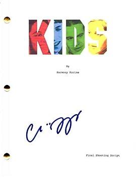 CHLOE SEVIGNY SIGNED AUTOGRAPH - KIDS FULL MOVIE SCRIPT - AMERICAN PSYCHO ZODIAC BIG LOVE BOYS DON T CRY DOGVILLE BLOODLINE