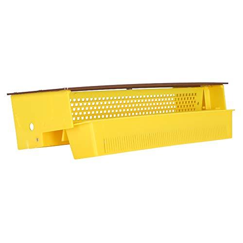 Xinwoer Imkerei-Zubehörwerkzeug, Bienenpollen-Futterbox, Pollen-Futterbox für Aquarium Aquarium