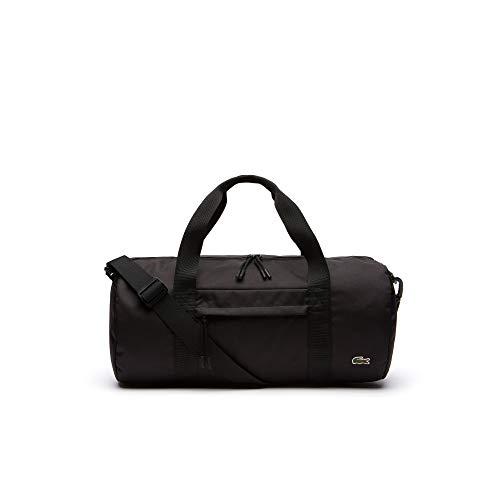Lacoste - Nh2679ne, Bolsos de mano Hombre, Negro (Black), 23x23x47 cm (W...