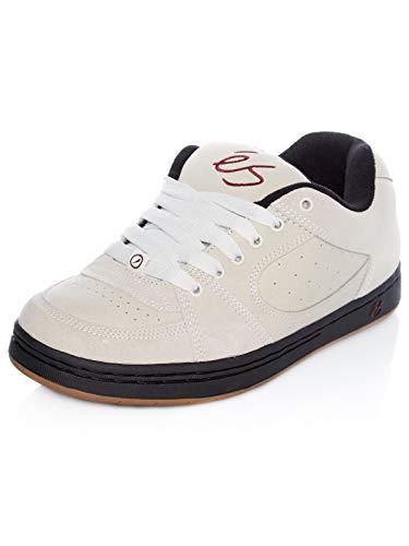eS Herren Accel OG Skate-Schuh, weiß/schwarz, 44 EU