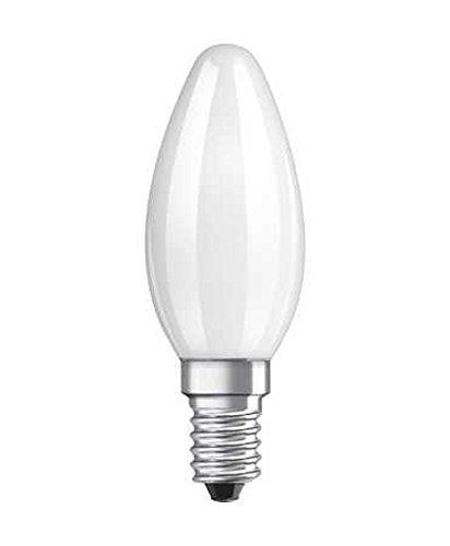 Osram 4052899941762 Ampoule à LED, Verre, E14, 3.2 W, Blanc