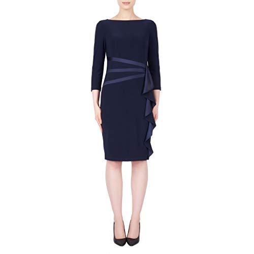 Joseph Ribkoff Dress Midnight Blue 184471