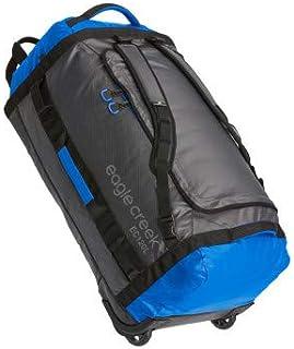 Eagle Creek - Cargo Hauler 120L Foldable Rolling Duffle Bag - Blue/Asphalt