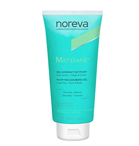 Noreva Matidiane Cleansing Exfoliating Gel