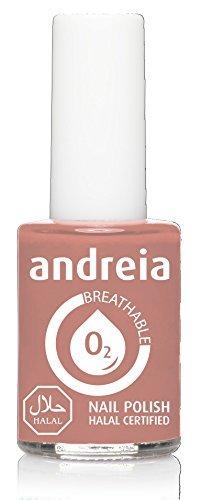 Andreia Halal - Esmalte de uñas transpirable B5, 10,5 ml por andreia