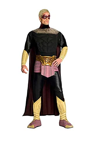 DC Comics Watchmen Muscle Chest Ozymandias Costume, X-Large