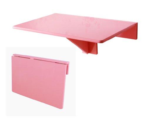 SoBuy® Wandklapptisch, Küchentisch, Kindermöbel, Tisch, 60 x 40cm FWT03-P