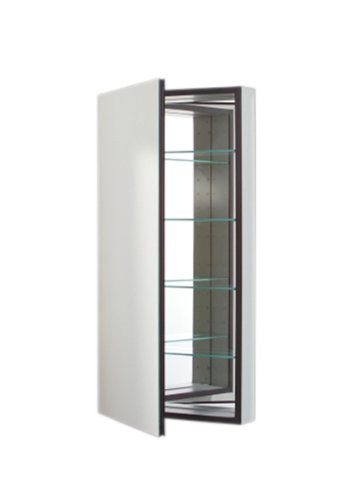 Robern MP20D4FPN M Series Flat Plain Mirror Cabinet, 19-1/4-Inch W by 39-Inch H by 4-Inch D