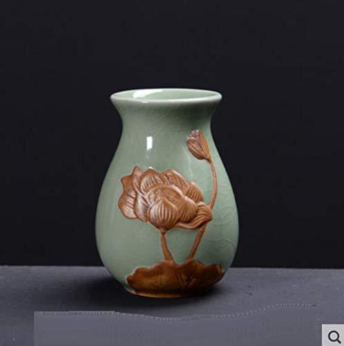 qnmbdgm bloempot voor water, koper, geld, kruiden, planten, eenvoudig, desktop, bloem, oven, bloemenarrangement