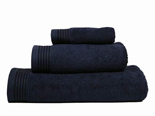framsohn Handtuch 'Premium' Jeans - Dunkelblau 50 x 100 cm