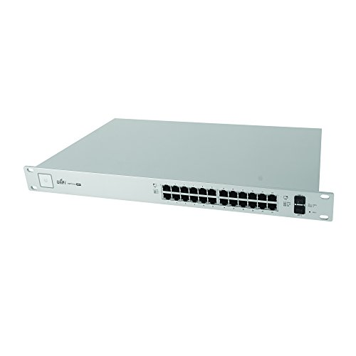 Ubiquiti UniFi Switch - 24 Ports Managed (US-24-250W),White