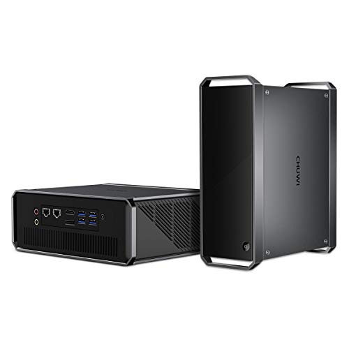 CHUWI CoreBox X Windows 10 Mini PC,Intel Core i7 Mini Desktop pc, 8GB DDR3 256GB SSD,2.4GHz/5GHz Dual WiFi/Gigabit Ethernet / 4K Decoding/BT4.2