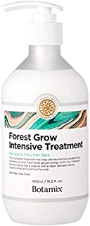 【BOTAMIX ボタミックス】脱毛緩和機能性/フォーレストグロウインテンシブトリートメント Forest Grow Intensive Treatment 500ml [並行輸入品]
