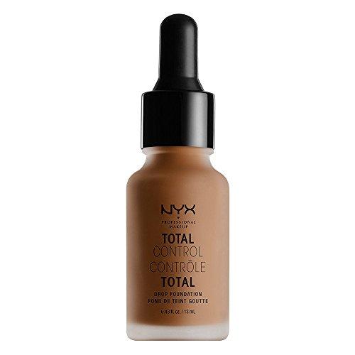NYX Professional Makeup Total Control Drop Foundation Mocha, 13 ml