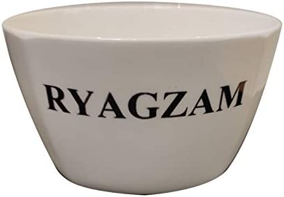 RYAGZAM Soup Baltimore Mall Bowls Porcelain New popularity Kitchen for