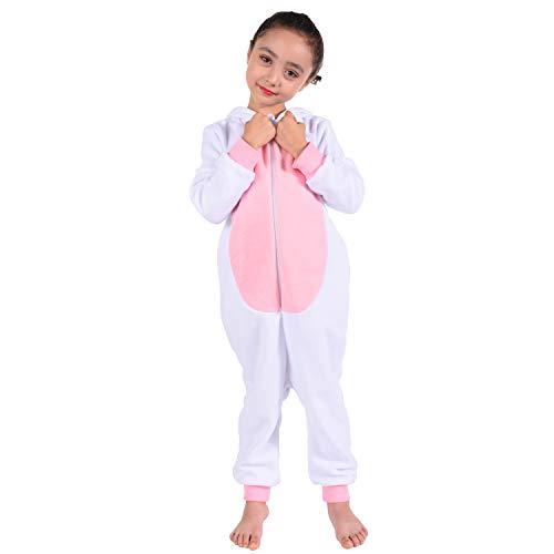 NSSONBEN Costume di carnevale per bambini, costume da animale, costume di carnevale, cosplay, anime, pigiama unicorno