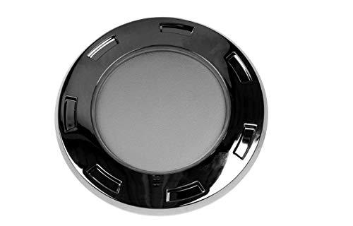 Partsynergy Replacement for New Replica Wheel Center Cap 22' Rim Fits 2007-2014 Cadillac Escalade Diameter 6''