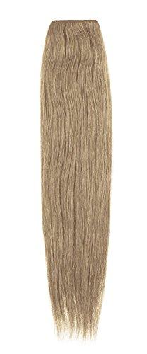American Dream Extensions capillaires 100% cheveux humains 50,8 cm qualité Platine couleur 16 – Blond Sahara