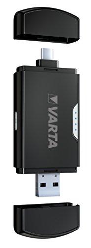 Varta 57921 101 401 Lithium-Ion (Li-Ion) 800mAh Zwart powerbank