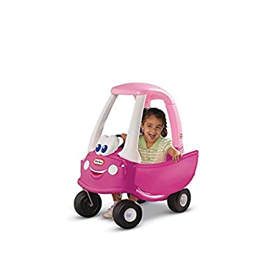 Little Tikes Princess Cozy Coupe Ride-On,Pink