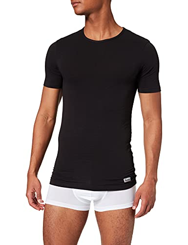 Abanderado Termal Termaltech Camiseta térmica, Negro (Negro 002), Medium (Tamaño del Fabricante:48) para Hombre