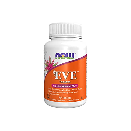 Now Foods Eve Woman's Multi Vitamin Tablets - 90 Count