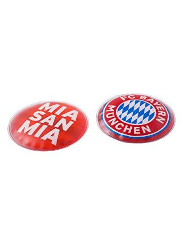 FC Bayern München / Taschenwärmer/Handwärmer ** Logo ** 2er Set