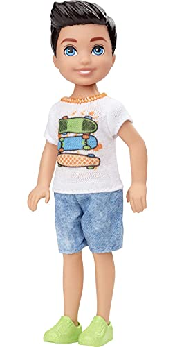 Barbie Club Chelsea 15cm Doll - Conjunto de Skate