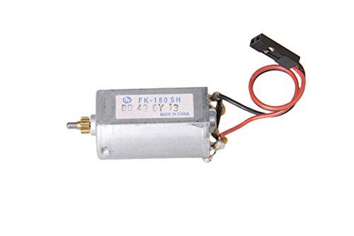 180er Motor vorentstört (DREI Filter fertig verlötet!)