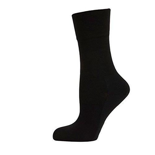 ELBEO Damen Socken Bamboo Sensitive 2er Pack