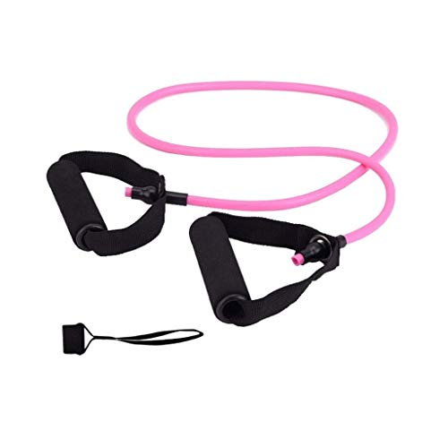 YLJYJ Exercise Bands Rally Rope, Elastic Rope,resistance Training Device, Home Fitness Equipment Lacing Male Chest Expander Female Rope Thin Arm Legs