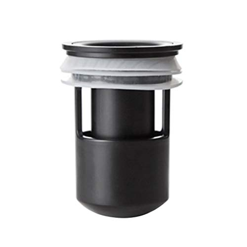 Wven Siebabdeckung Ablassen Küchentoilette Bodenabläufe Silikon Kanalisationsbad Badezimmer Deodorant Abfall Anti-Geruch Rückflussfilter,A