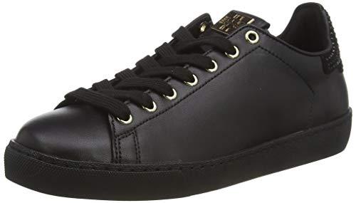 HÖGL Damen Glammy Schwarz 8.5 0-180350 Sneaker